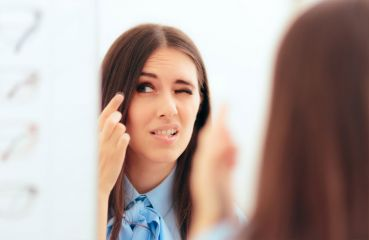 Cosa fare se ci sono problemi con le lenti a contatto?